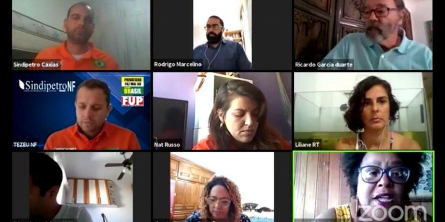 Comissão do Trabalho da  Alerj propõe vistoria nas bases da Petrobras