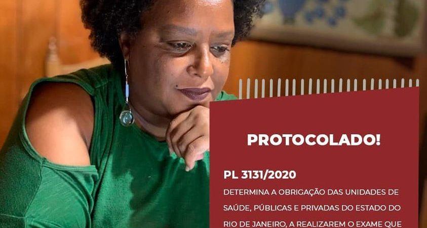 Falciforme: Protocolamos mais um projeto de lei!