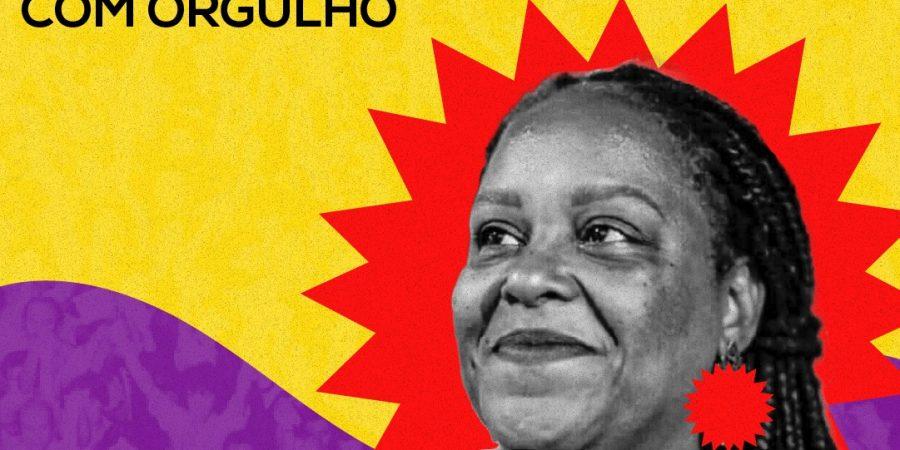 Meu nome é Mônica Francisco, deputada estadual e filiada ao PSOL, com orgulho