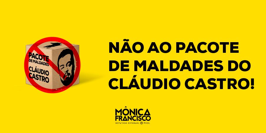 5 fatos sobre o Pacote de Maldades do Governador Cláudio Castro